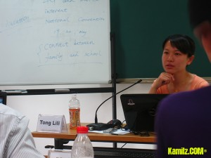 Mrs. Tong Li Li