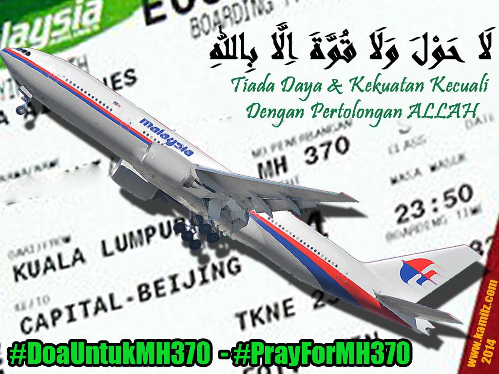 prayformh370